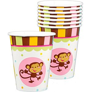 Fisher-Price ABC Baby Shower Cups 8ct