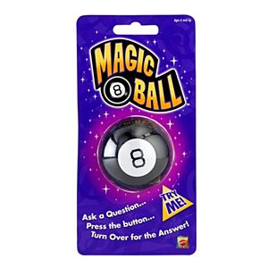 Mini Magic 8 Ball®