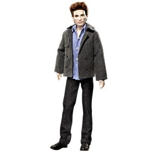 <em>Twilight</em> Edward Doll