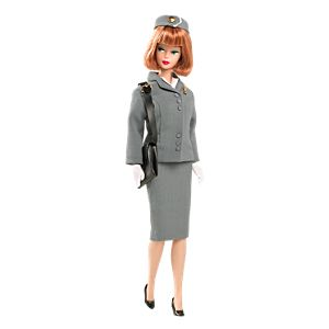 <em>Pan American Airways Stewardess</em> Barbie&#174; Doll