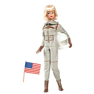 <em>Miss Astronaut</em> Barbie® Doll