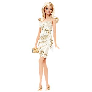 Glimmer of Gold™ Barbie® Doll