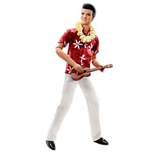 <em>Elvis® in Blue Hawaii</em> Doll