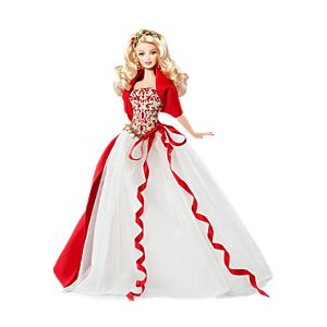 2010 Holiday™ Barbie® Doll