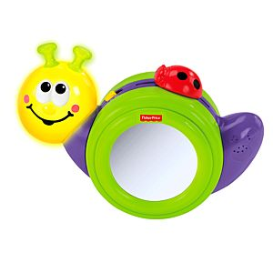 Go Baby Go!™ 1-2-3 Crawl-Along Snail