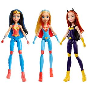 SPECIAL OFFER! DC Super Hero Girls 12-Inch Supergirl™ Training Action Doll Gift Set