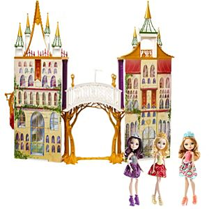SPECIAL OFFER! Ever After High® 2-In-1 Castle & Doll Gift Set