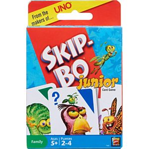 Skip-Bo® Junior Card Game