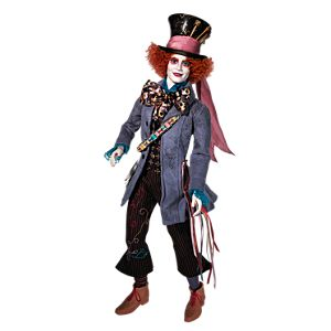 Alice in Wonderland Mad Hatter Doll