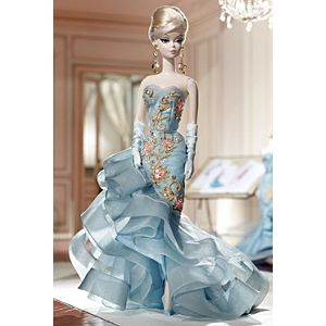 <em>Tribute</em> Barbie&#174; Doll