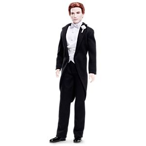 The Twilight Saga: <em>Breaking Dawn&#8212;Part 1</em> Edward Doll