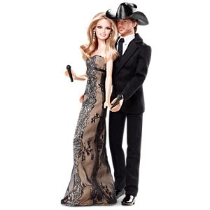 Tim McGraw & Faith Hill Dolls