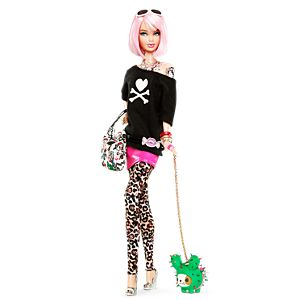 tokidoki® Barbie® Doll