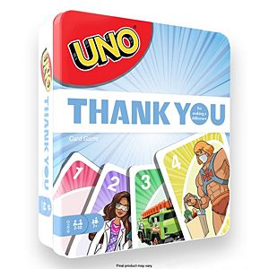 UNO® Thank You Heroes Tin