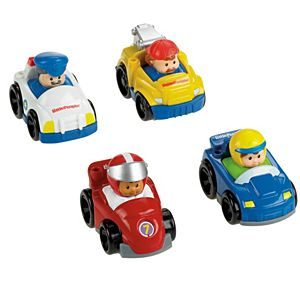 Little People® Wheelies™ All About Racing