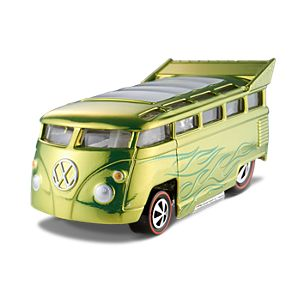 21-Window Volkswagen Drag Bus