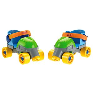 Grow With Me 1,2,3 Roller Skates Blue