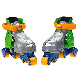 Grow With Me 1,2,3 Inline Skates Green