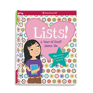 Lists! A Year of Stuff About Me