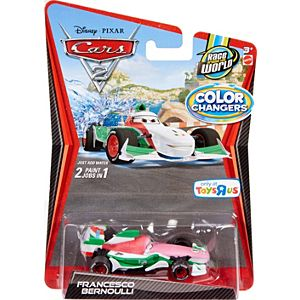 Disney•Pixar Cars Color Changers Francesco Bernoulli Vehicle