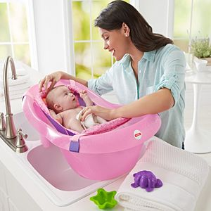 Baby Bathtubs: Tubs, Bath Seats & Chairs For Babies | Fisher-Price