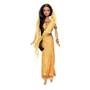 <em>India</em> Barbie® Doll