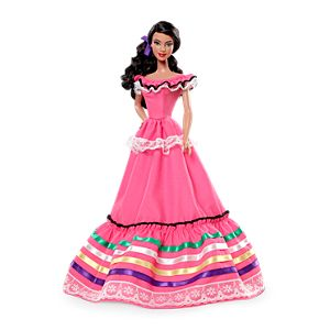 <em>Mexico</em> Barbie&#174; Doll