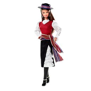 <em>Chile</em> Barbie® Doll