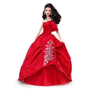 2012 Holiday Barbie™ Doll—Brunette