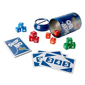 Skip-Bo® Dice Game
