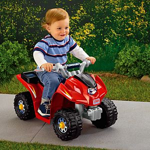 Power Wheels® Kawasaki® Lil' Quad™