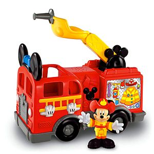 Mickey Mouse Save the Day® Fire Truck
