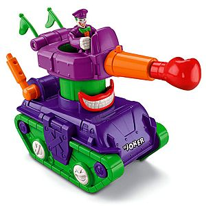 Imaginext® DC Super Friends™ The Joker Tank