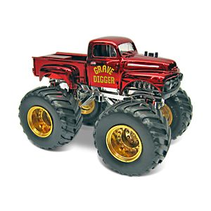 Hot Wheels Monster Jam® Grave Digger® 30Th Anniversary