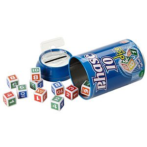 Phase 10® Dice Game