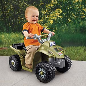 Power Wheels® Lil' Quad™