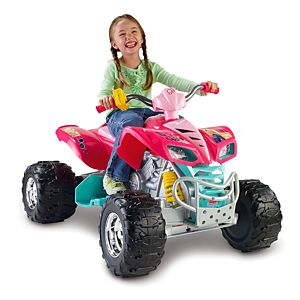 Power Wheels® Barbie™ Kawasaki KFX®