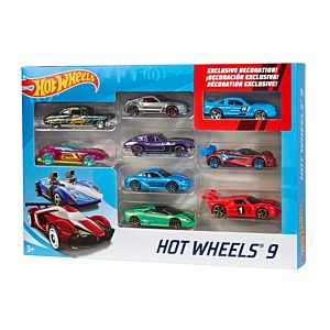 Hot Wheels® 9-Car Pack