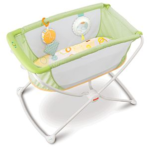 Rock 'n Play™ Portable Bassinet - Green