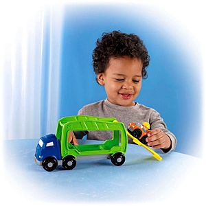 Little People® Wheelies™ Car Carrier