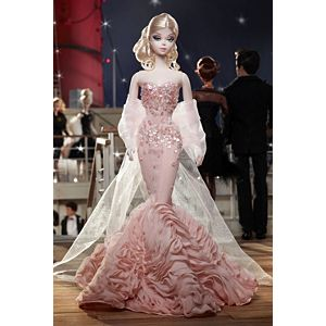 <em>Mermaid Gown</em> Barbie® Doll