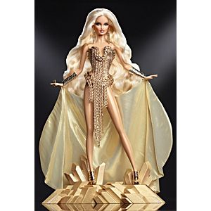 <em>The Blonds</em> Blond Gold Barbie® Doll