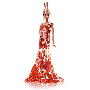 <em>Stephen Burrows</em> Alazne™ Barbie® Doll