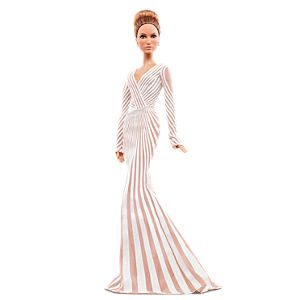 Jennifer Lopez Red Carpet Doll