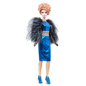 <em>The Hunger Games: Catching Fire</em> Effie Doll