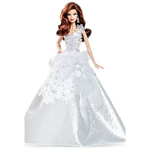 2013 Holiday Barbie™ Doll—Brunette