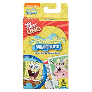 My First UNO® Spongebob Squarepants