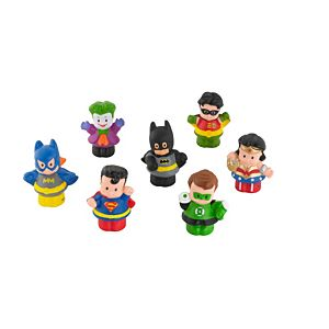 Little People&#174;<BR> DC Super Friends&#8482; Figure Pack