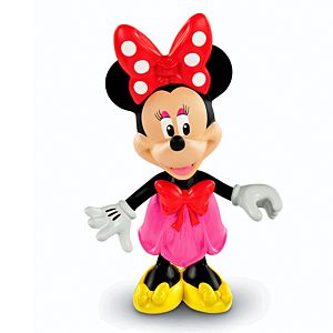 Minnie Mouse Minnie's Flower Garden