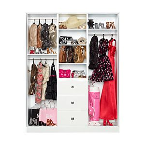 Barbie® Wardrobe